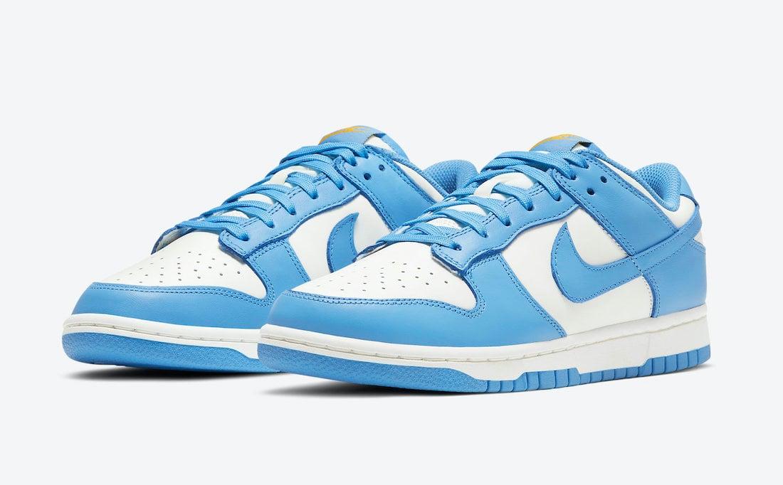 Coast Nike Dunk Low DD1503-100 Release Date Price