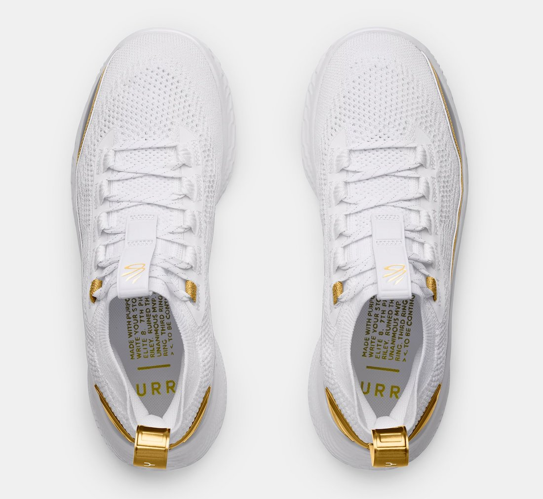 Curry Flow 8 Golden Flow 3024456-102 Release Date Info