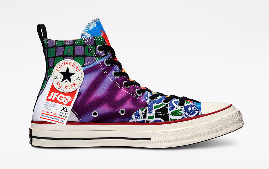 Joe Freshgoods Converse Chuck 70 170646C Release Date