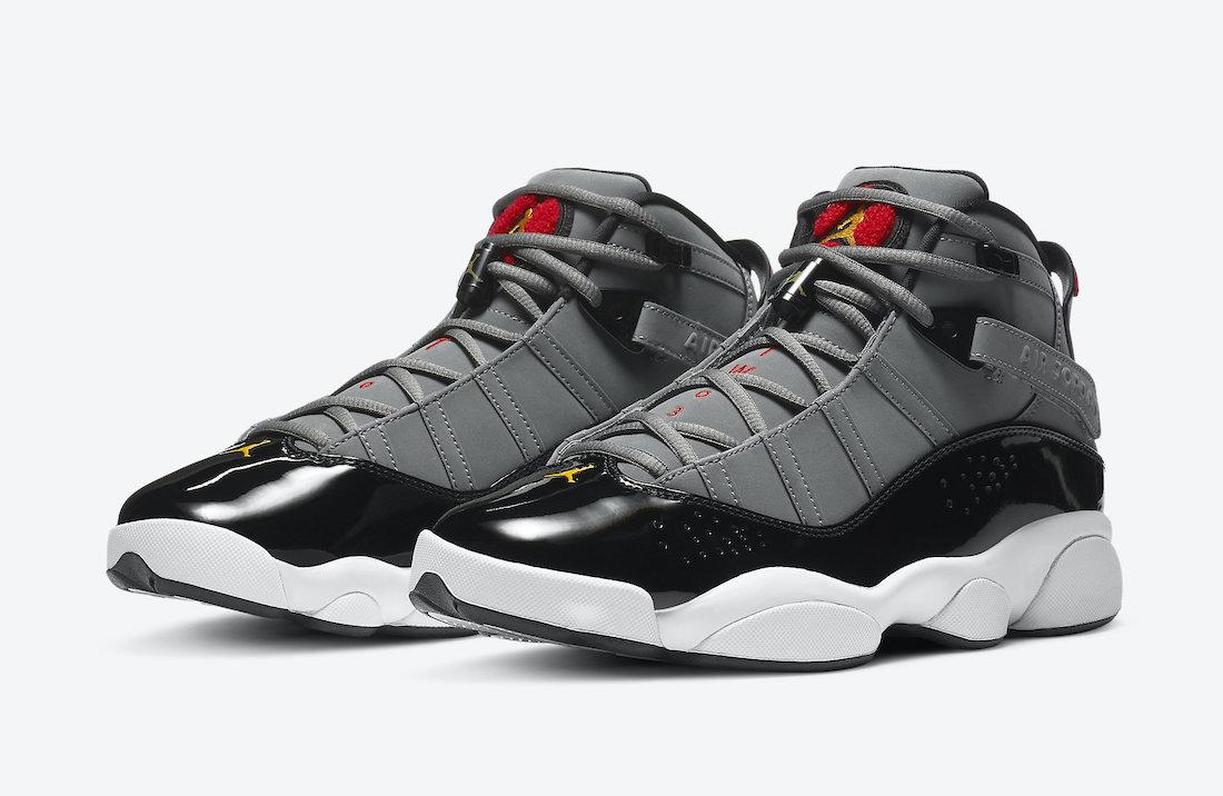 Jordan 6 Rings Cool Grey 322992-022 Release Date Info