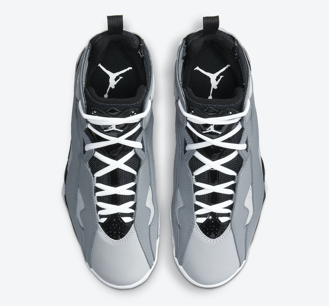 Jordan True Flight Cool Grey 342964-025 Release Date Info