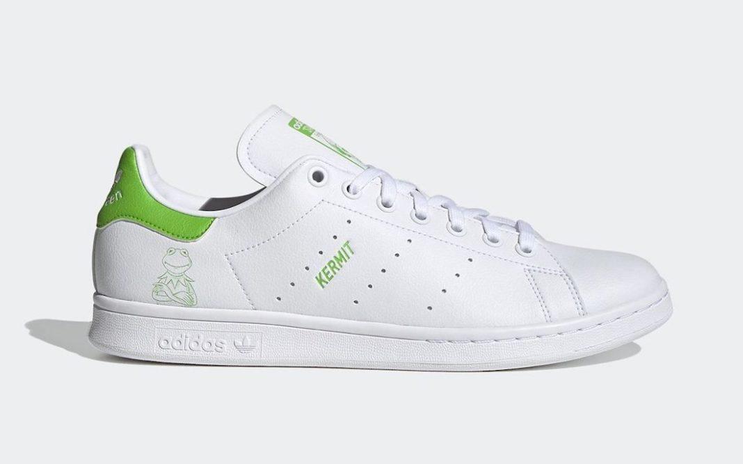 Kermit the Frog adidas Stan Smith FX5550