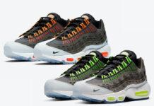 Kim Jones Nike Air Max 95 Release Date