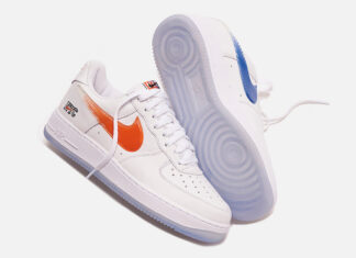 Kith Nike Air Force 1 Low New York Release Date