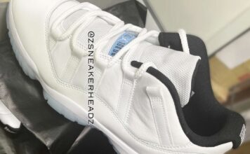 Legend Blue Air Jordan 11 Low AV2187-117