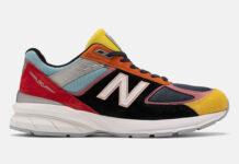 New Balance 990v5 Multi-Color M990KL5 Release Date Info