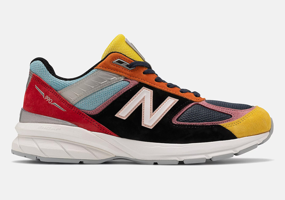 New Balance 990v5 Multi-Color M990KL5 Release Date Info