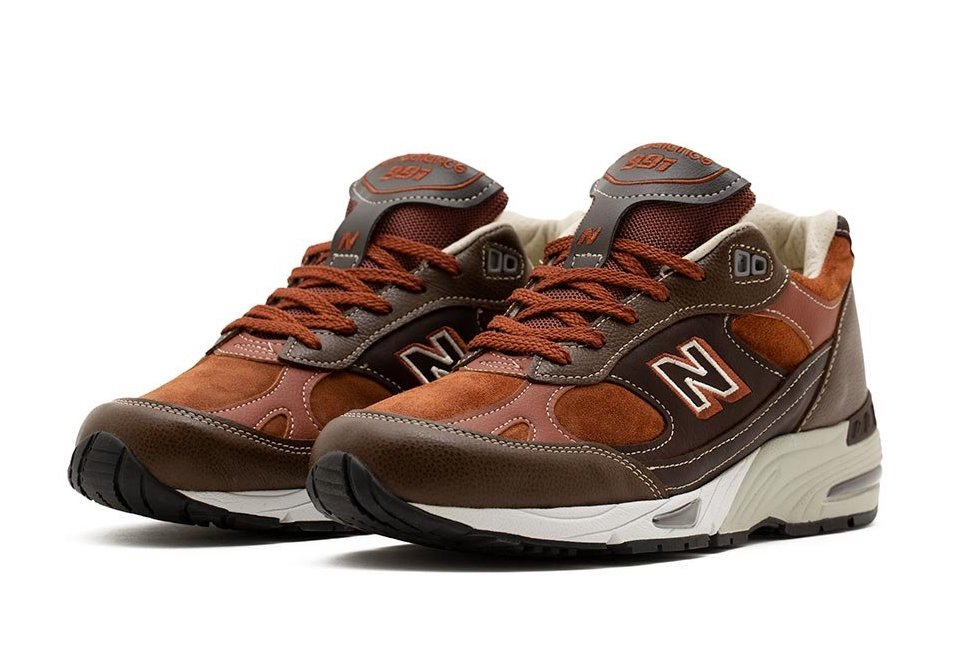 New Balance 991 Made in UK Brown M991BTG Release Date Info