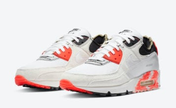 Nike Air Max 90 Archetype DC7856-100 Release Date