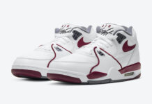 Nike Air Flight 89 Team Red DD1173-100 Release Date Info