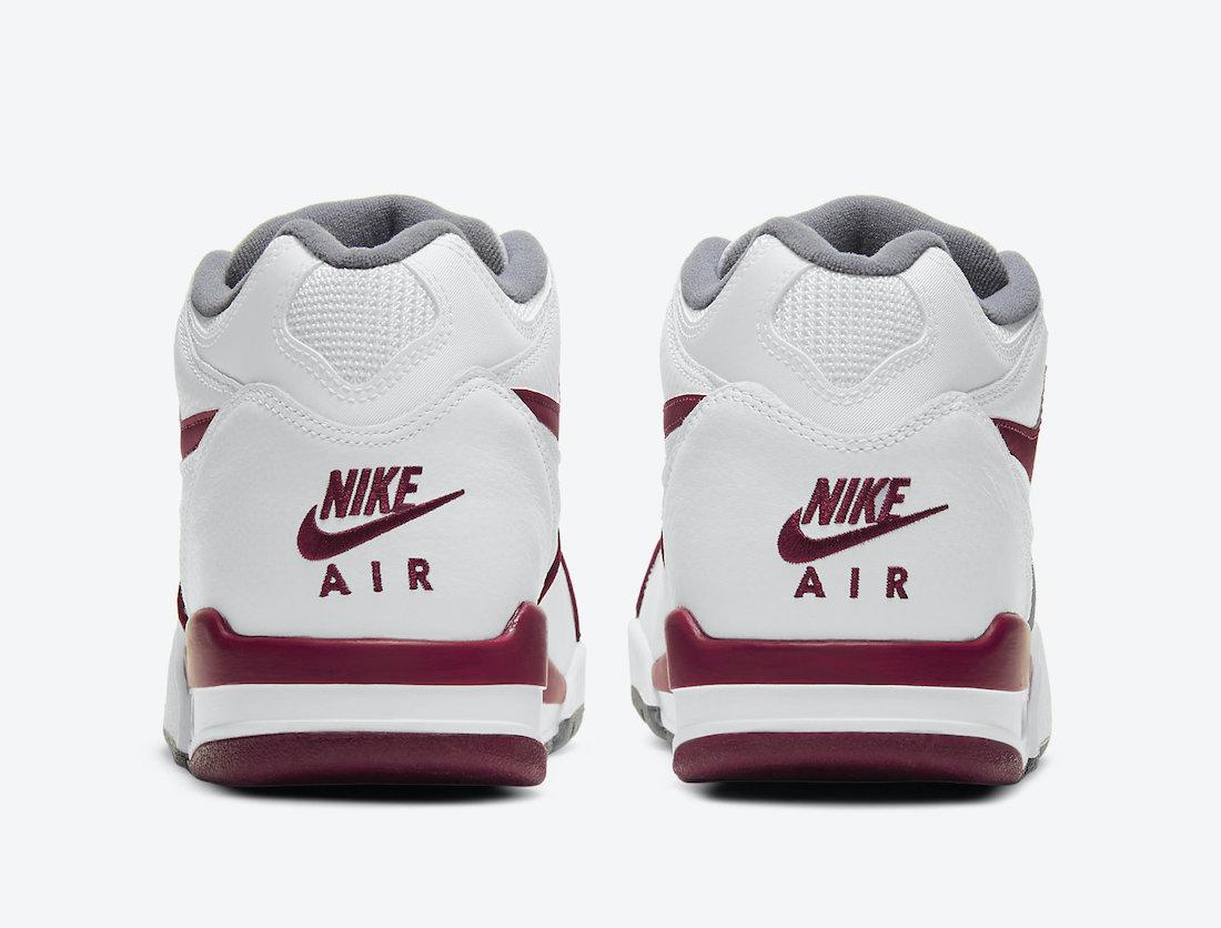 Nike Air Flight 89 Team Red DD1173-100 Release Date Info