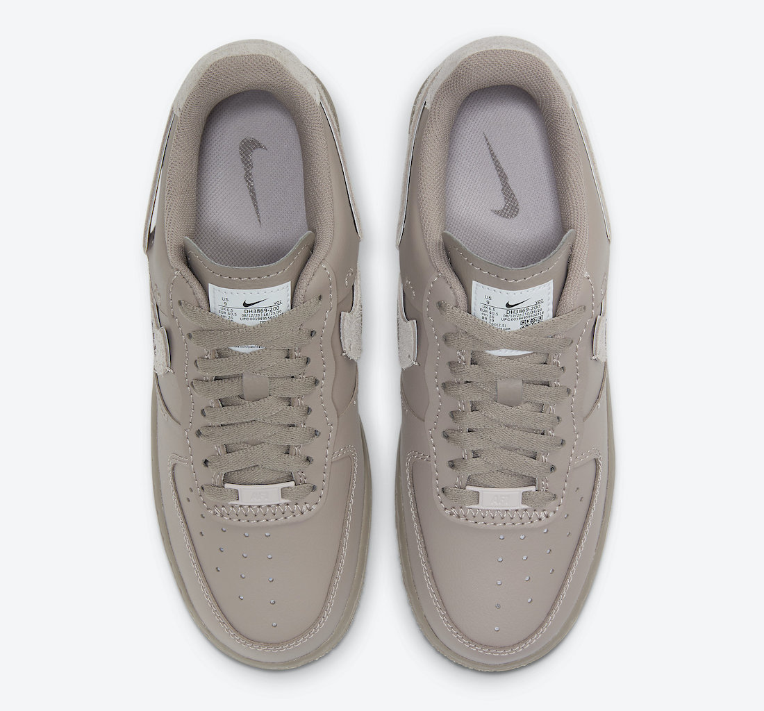 Nike Air Force 1 Low LXX Malt DH3869-200 Release Date Info