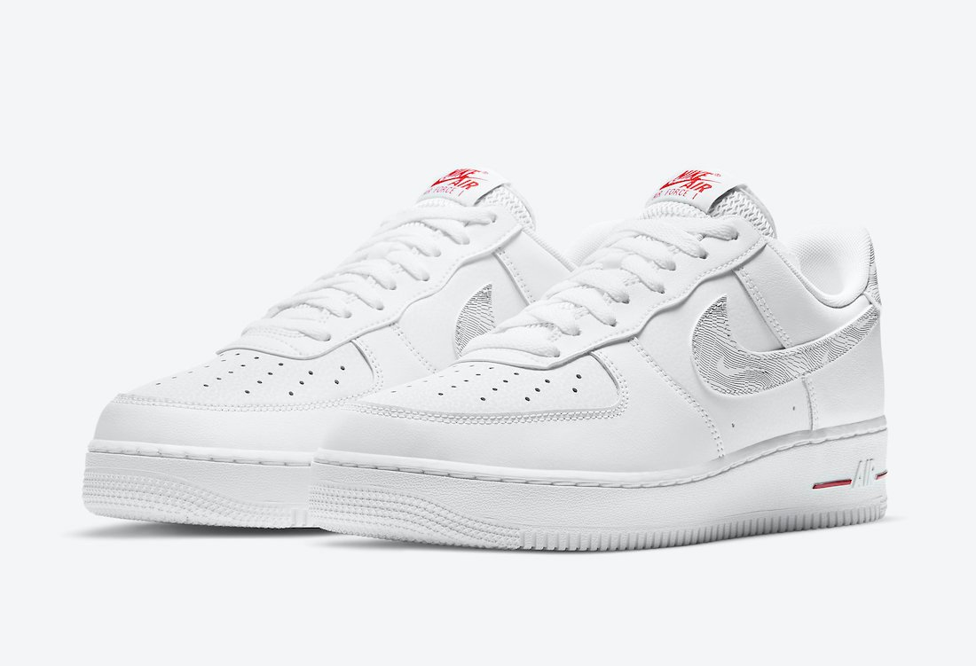 Nike Air Force 1 Low Topography DH3941-100 Release Date Info