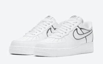 Nike Air Force 1 Low White Metallic Grey DH4098-100 Release Date Info