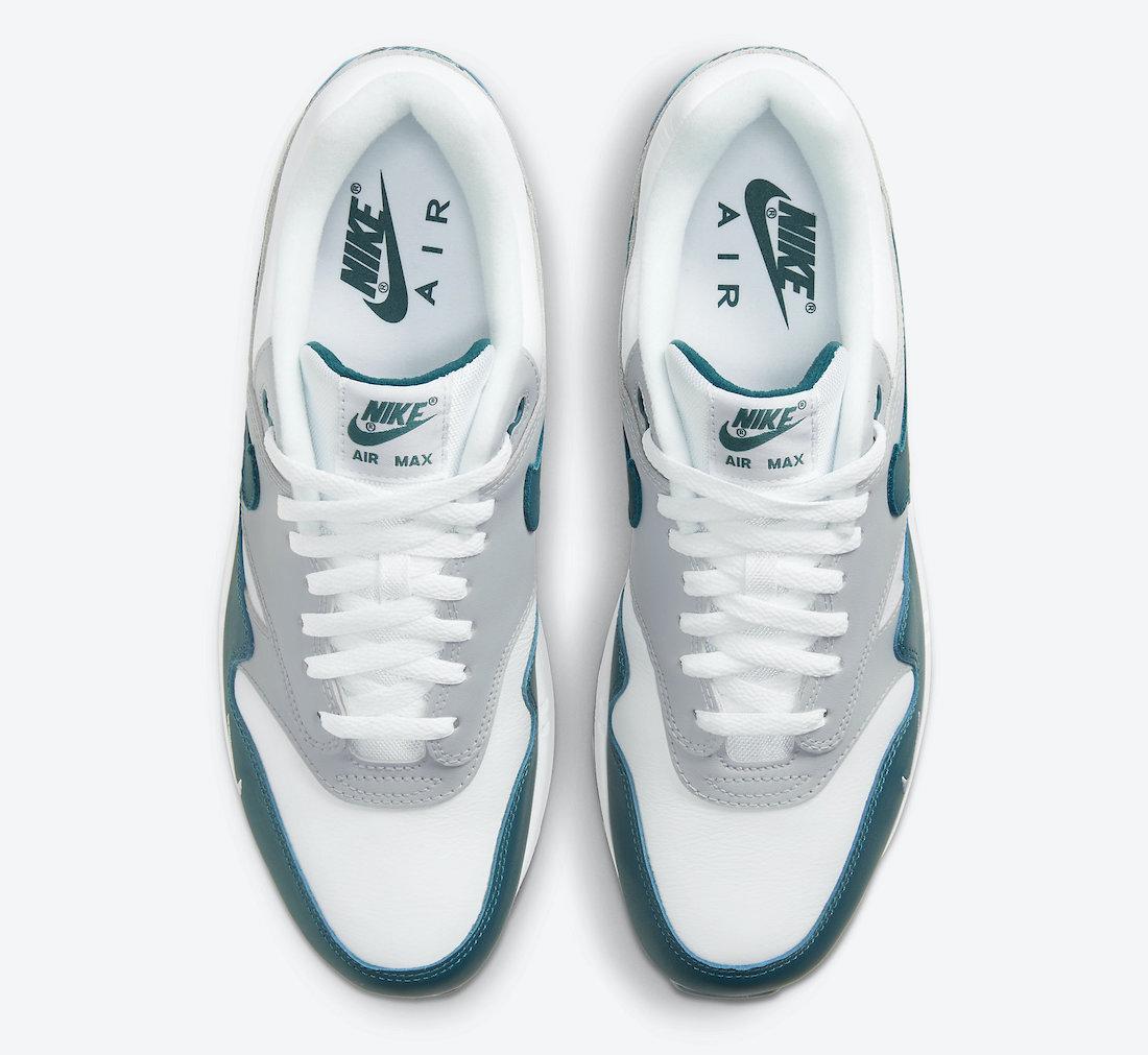 Nike Air Max 1 Dark Teal Green DH4059-101 Release Date