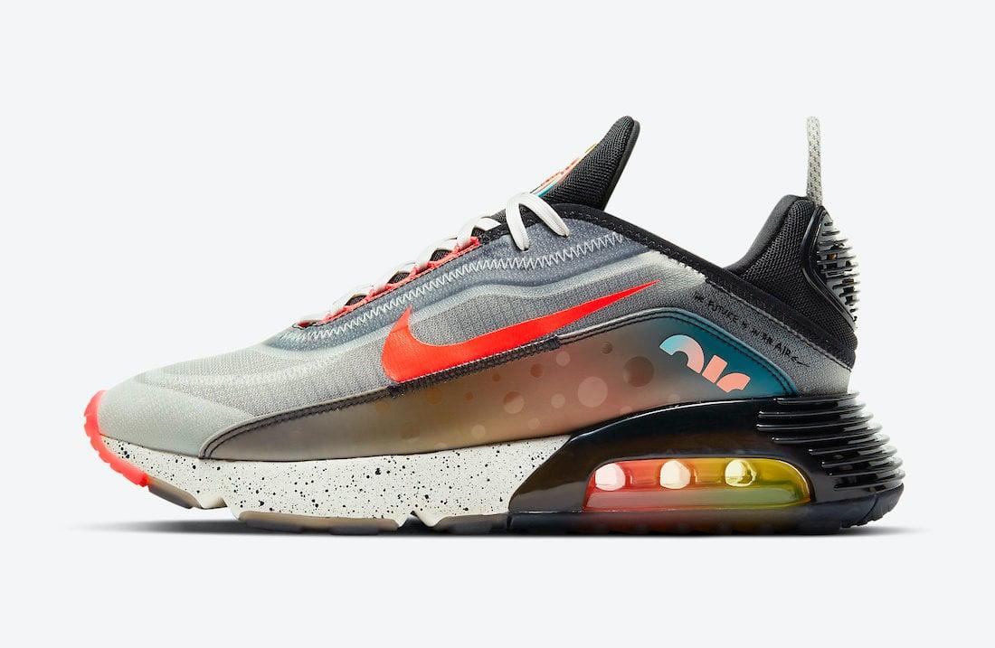 Nike Air Max 2090 Infrared DD8497-160 Release Date Info