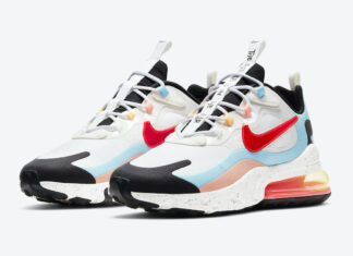 Nike Air Max 270 React The Future is in the Air DD8498-161 Release Date Info