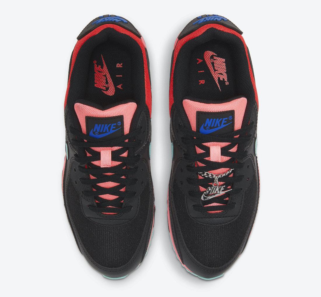 Nike Air Max 90 Chain Link DD9672-001 Release Date Info