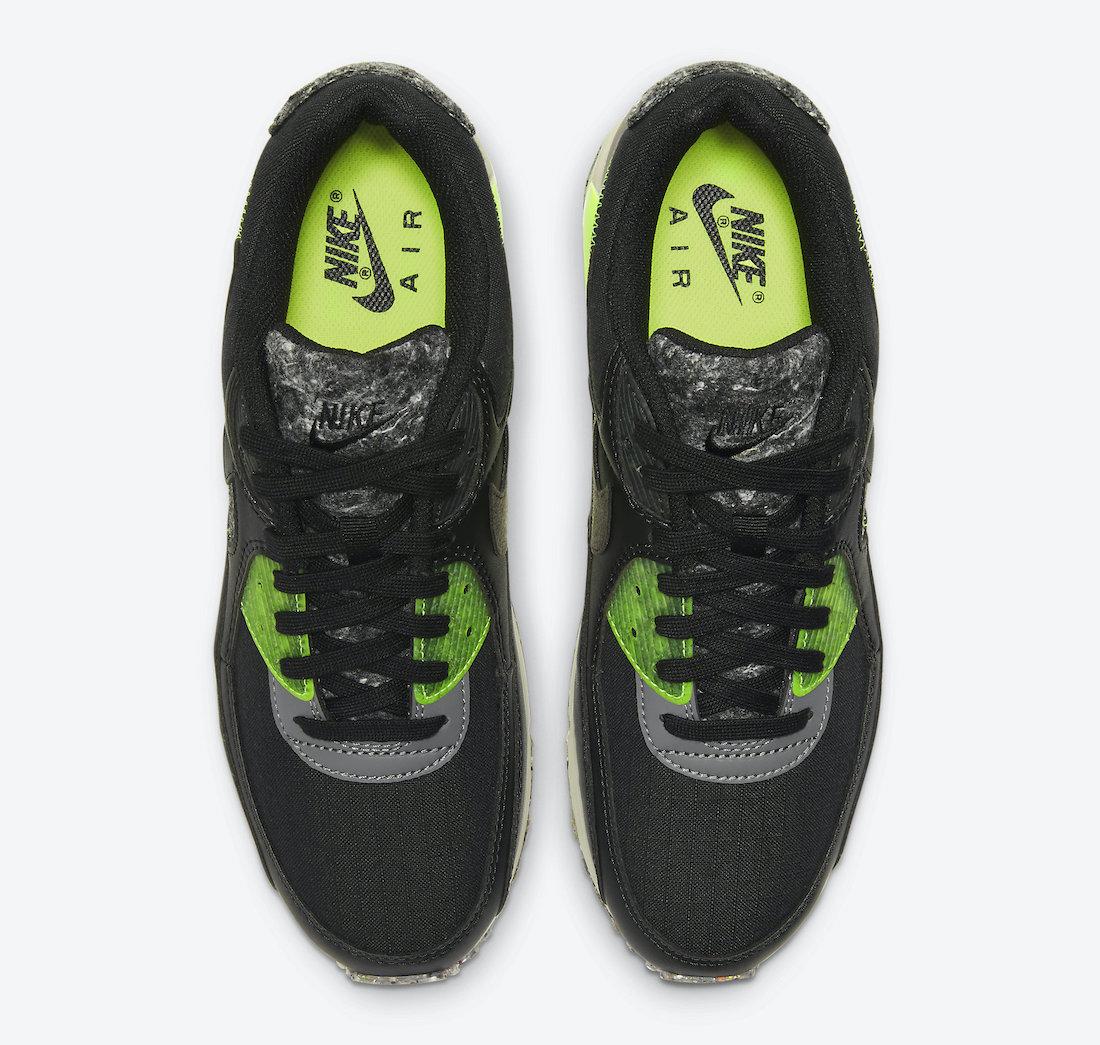 Nike Air Max 90 M2Z2 Electric Green DD0383-001 Release Date Info