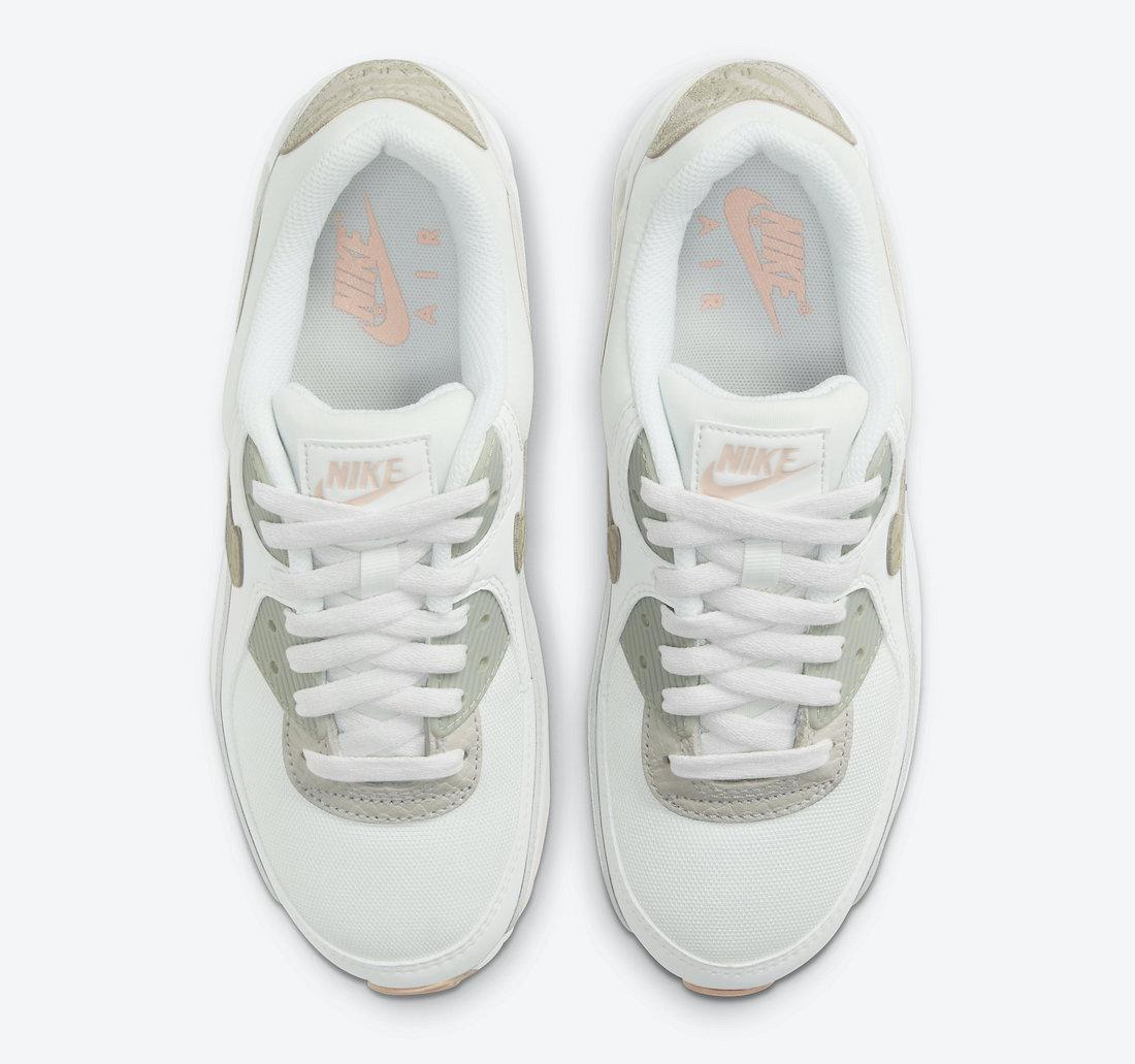 Nike Air Max 90 Snakeskin CV8824-100 Release Date Info