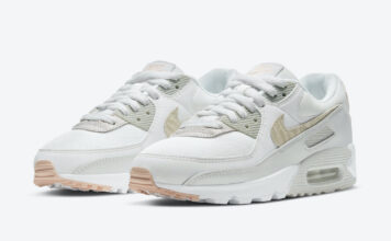 Nike Air Max 90 Snakeskin CV8824-100 Release Date Info
