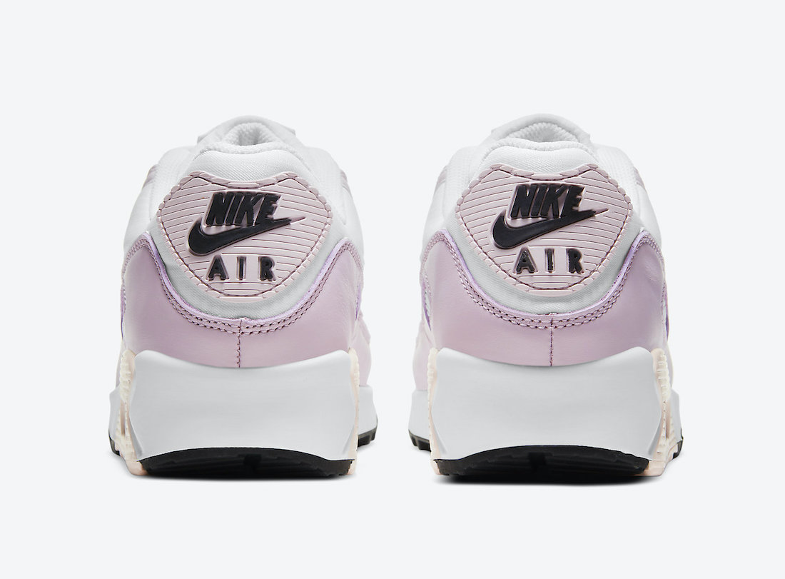 Nike Air Max 90 White Pink CV8819-100 Release Date Info