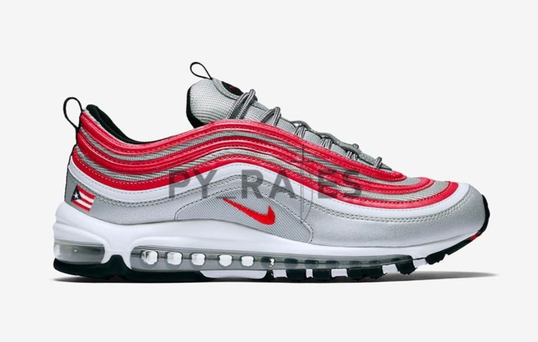 Nike Air Max 97 Puerto Rico Release Date Info