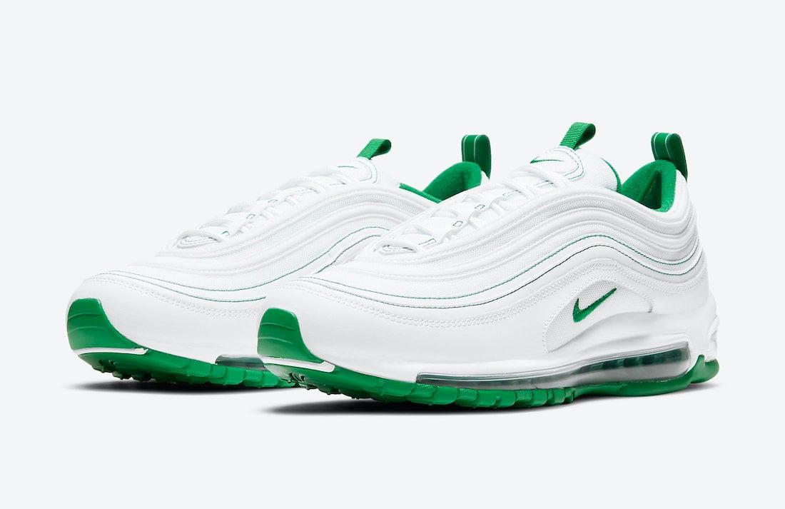 Nike Air Max 97 White Green DH0271-100 Release Date Info