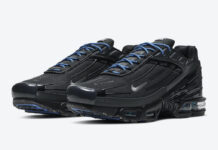 Nike Air Max Plus 3 III Black Blue DH3984-001 Release Date Info