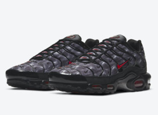 Nike Air Max Plus Topography DJ0638-001 Release Date Info