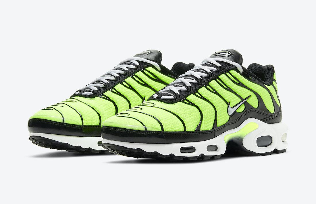 Nike Air Max Plus Volt CV8838-300 Release Date Info