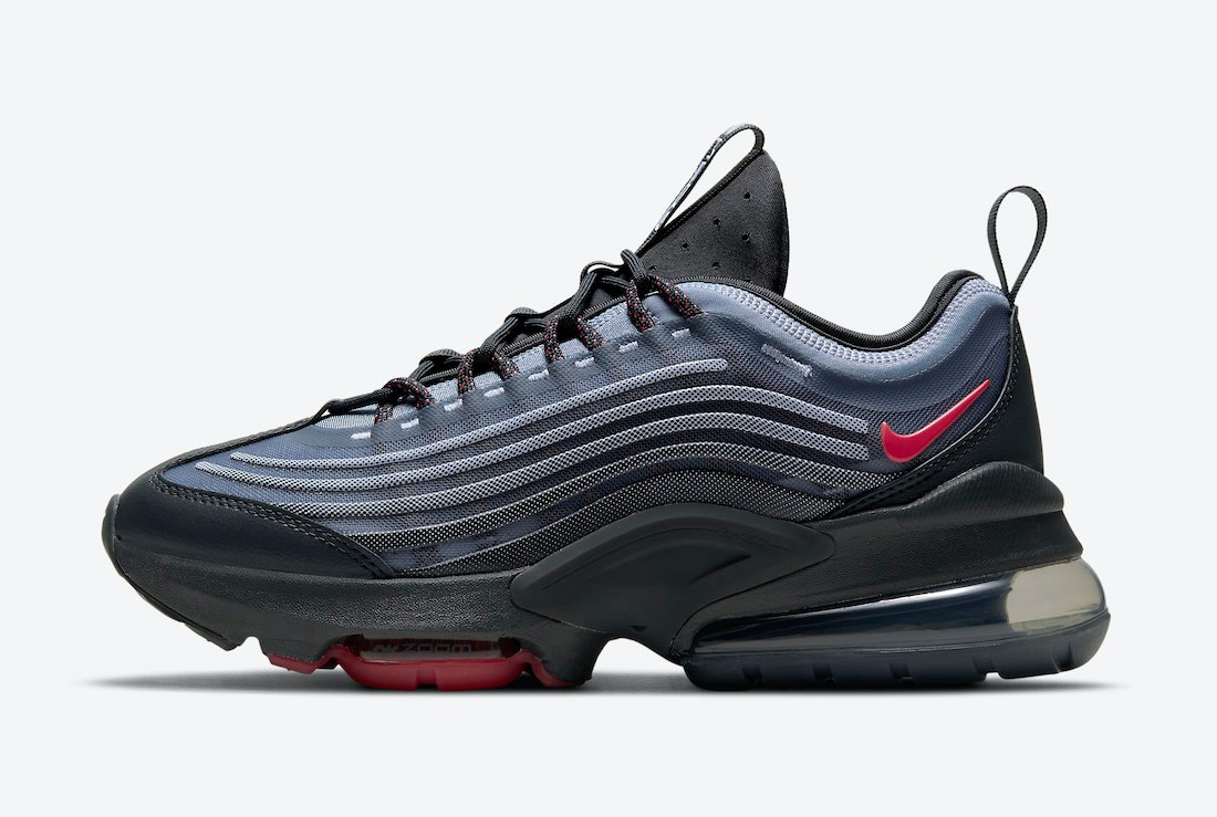 Nike Air Max ZM950 Blue Black Red CV6897-002 Release Date Info
