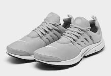 Nike Air Presto Light Smoke Grey CT3550-002 Release Date Info