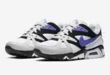 Nike Air Structure Triax 91 Grey Purple DB1549-002 Release Date Info