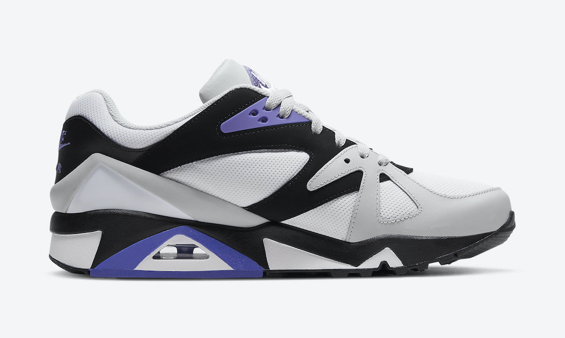 Nike Air Structure Triax 91 Grey Purple DB1549-002 Release Date Info