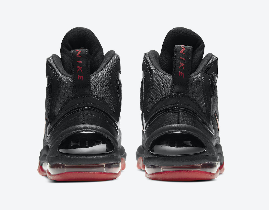 Nike Air Total Max Uptempo Bred CV0605-002 Release Date