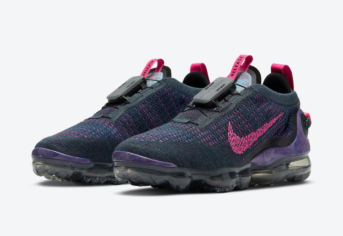 Nike Air VaporMax 2020 Dark Razon Pink Blast CV8821-502 Release Date Info