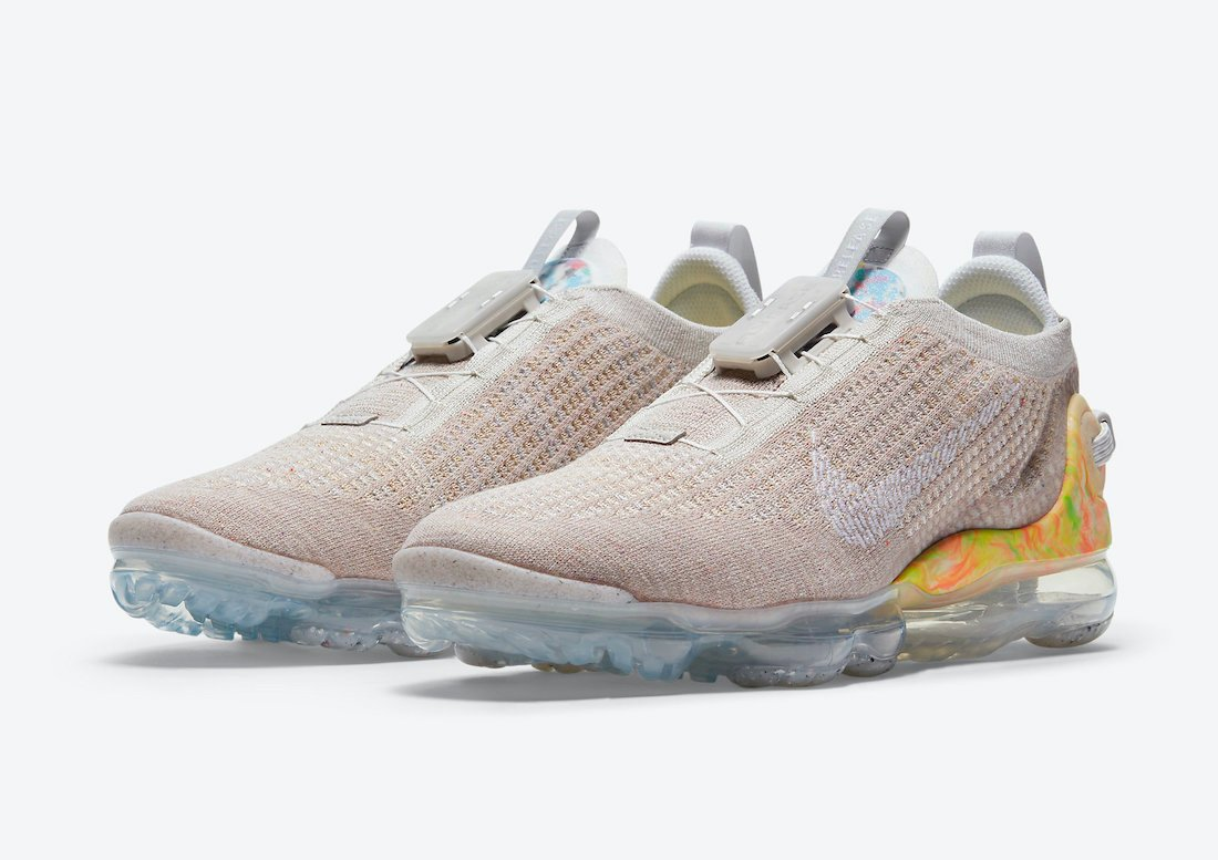 Nike Air VaporMax 2020 Light Bone CW1765-003 Release Date Info