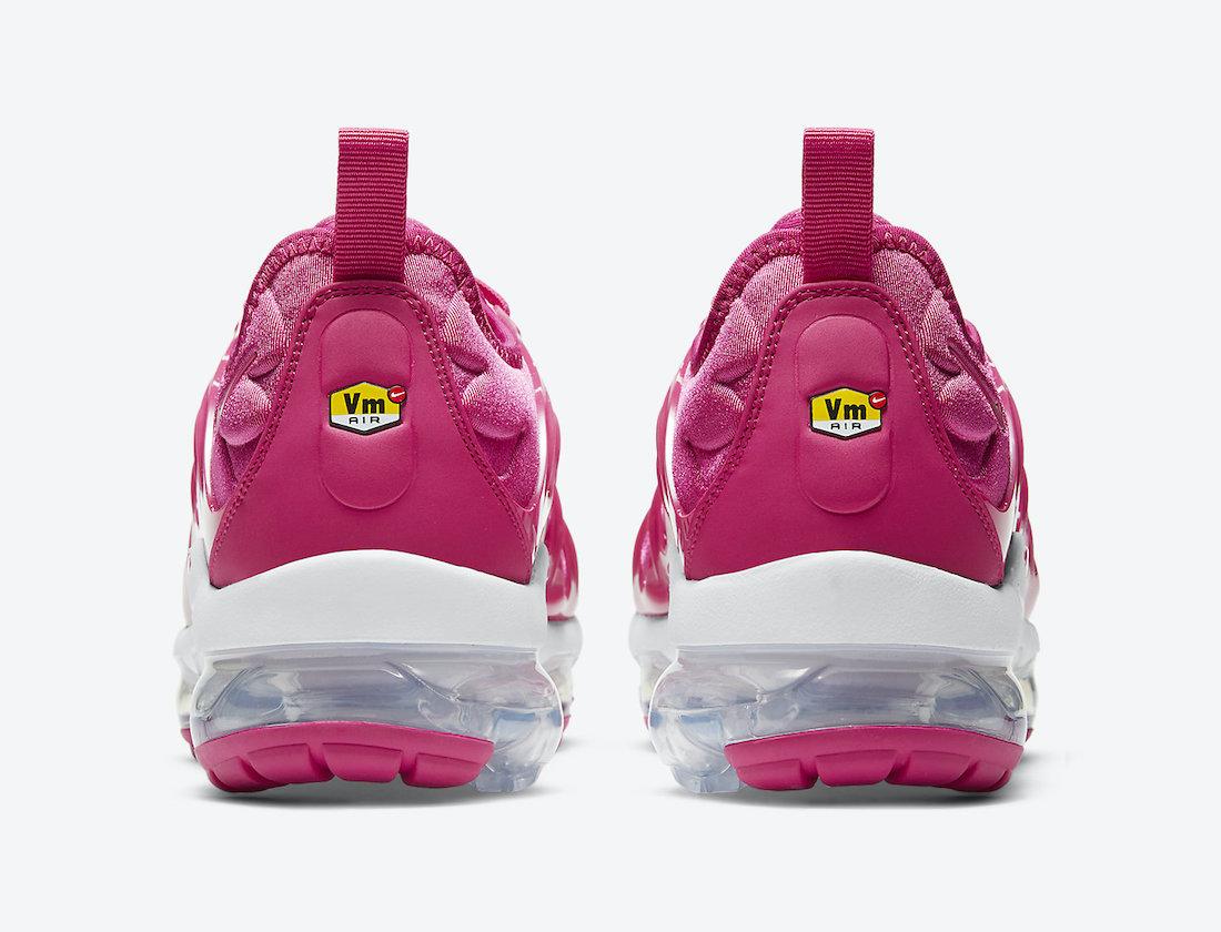 Nike Air VaporMax Plus Pink White DJ3023-600 Release Date Info