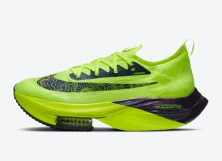 Nike Air Zoom Alphafly NEXT% Volt Japan DC5238-702 Release Date Info