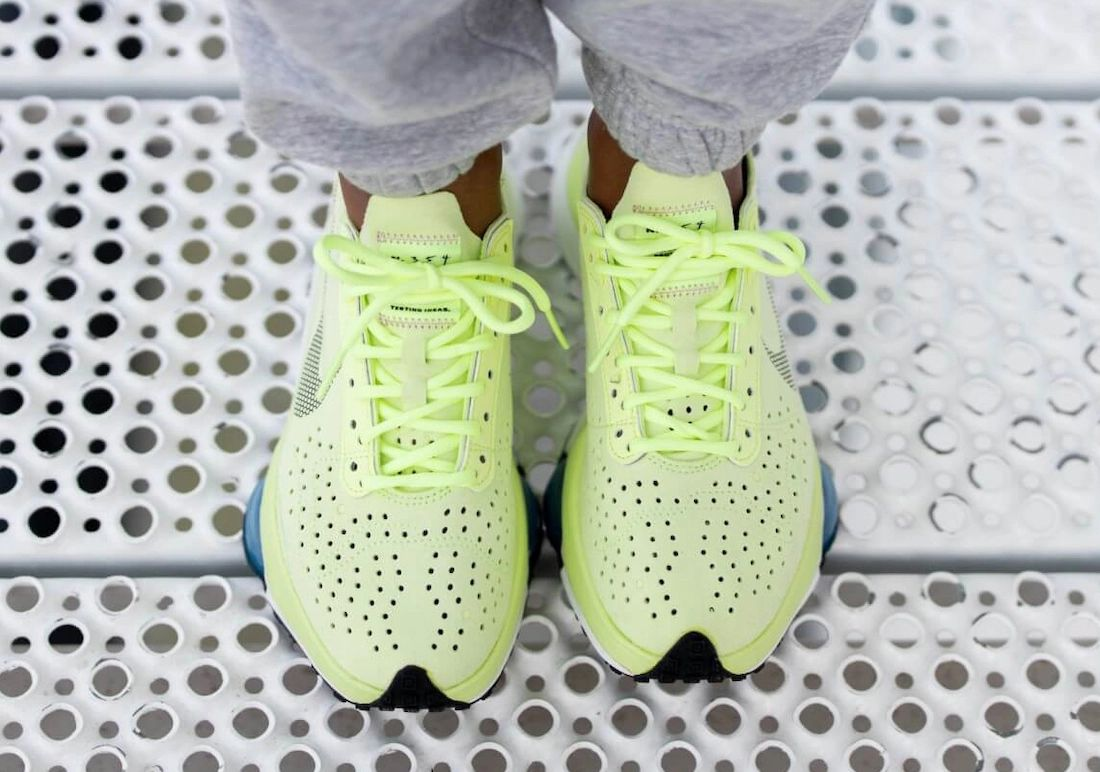 Nike Air Zoom Type Barely Volt CZ1151-700 Release Date Info