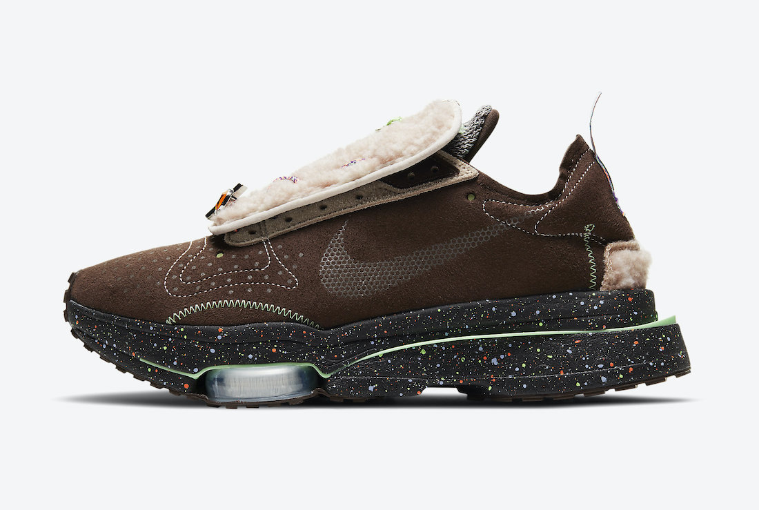 Nike Air Zoom Type SE Baroque Brown DC3288-220 Release Date Info