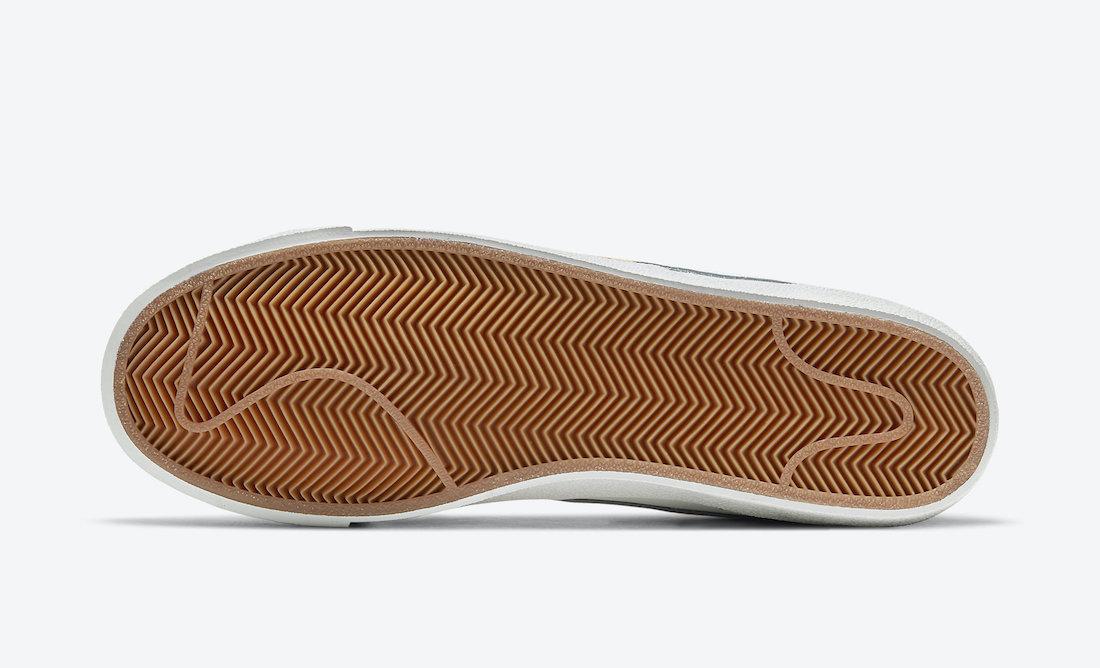 Nike Blazer Mid Burlap DD9680-100 Release Date Info