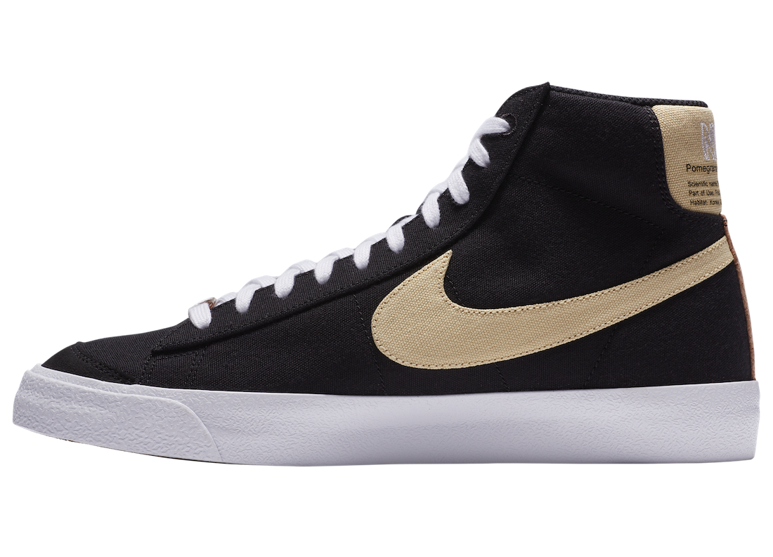 Nike Blazer Mid Pomegranate CI1166-001 Release Date Info