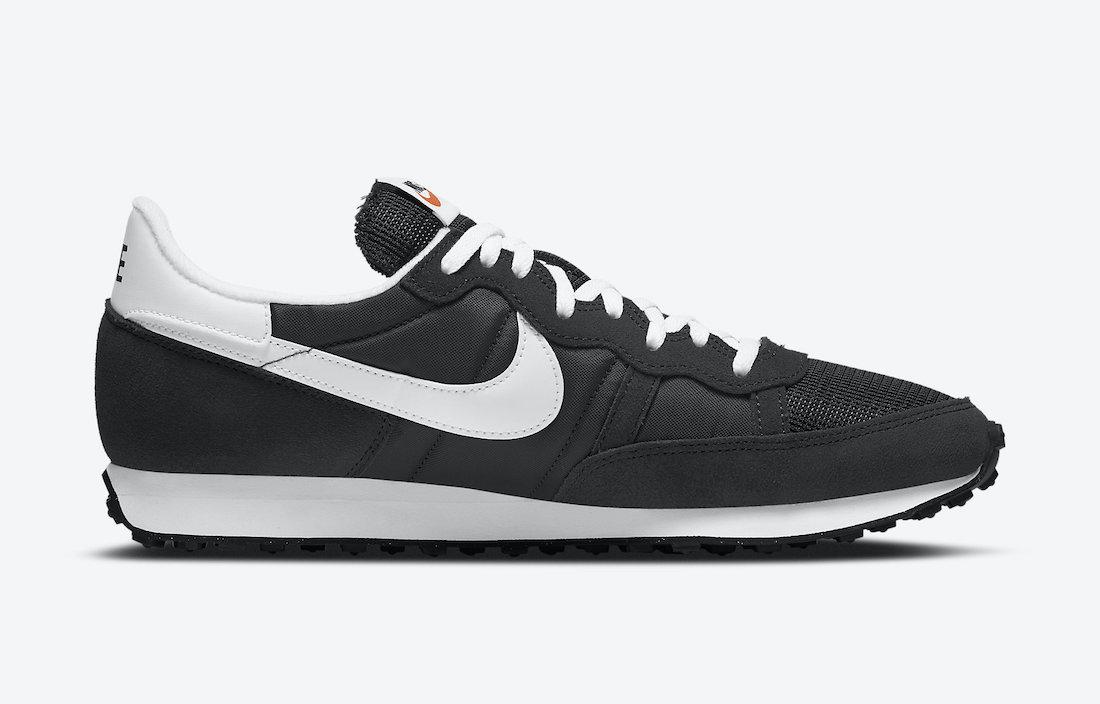 Nike Challenger OG Black White CW7645-002 Release Date Info