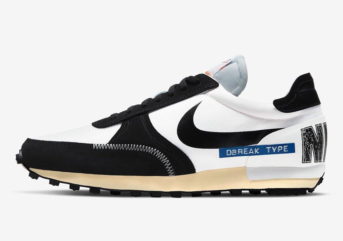 Nike Daybreak Type SE Label Maker DC5227-121 Release Date Info
