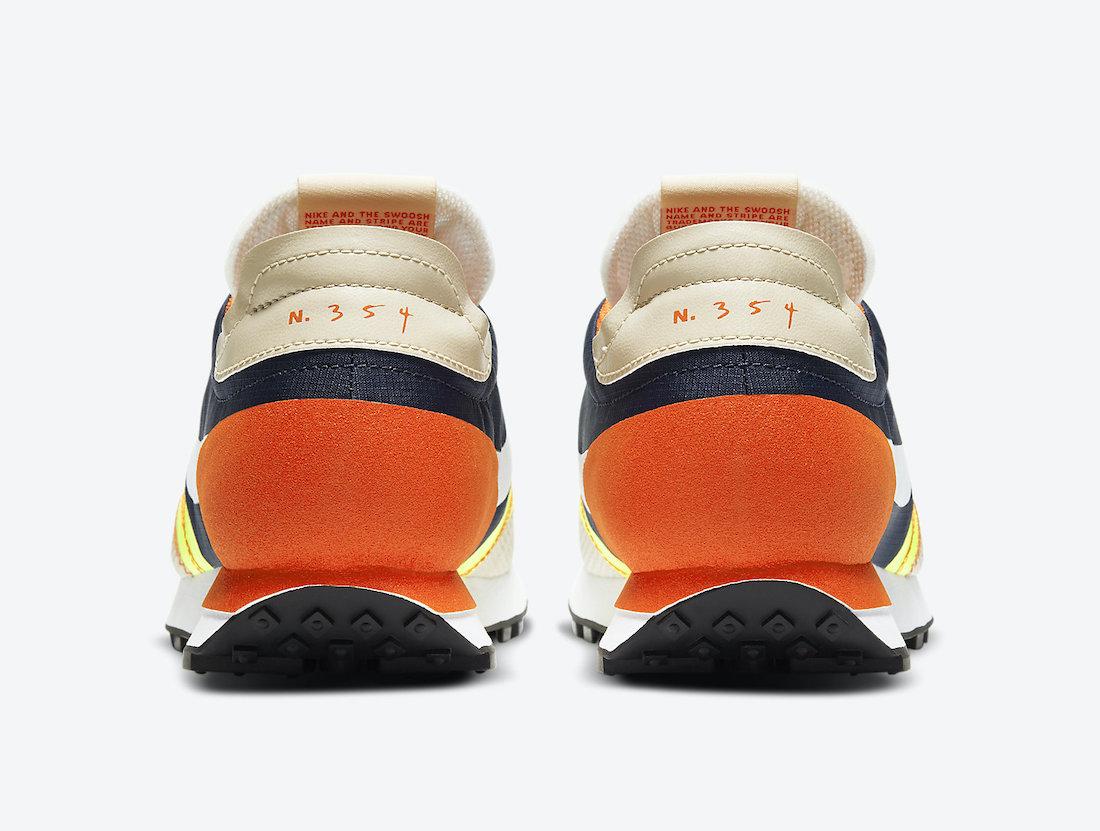 Nike Daybreak Type SE Obsidian Volt CU1756-401 Release Date Info