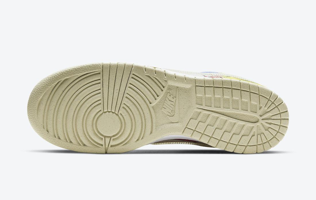 Nike Dunk Low City Market DA6125-900 Release Date