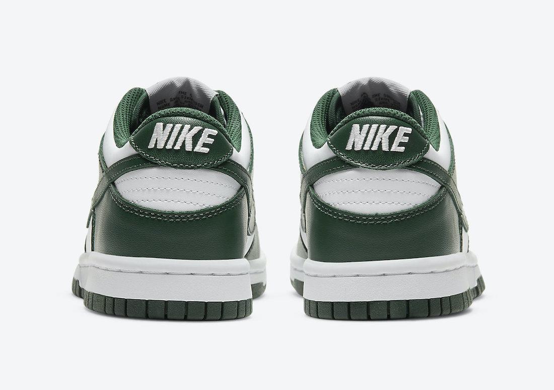 Nike Dunk Low Spartan Green CW1590-102 Release Date