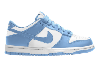Nike Dunk Low University Blue DD1391-102